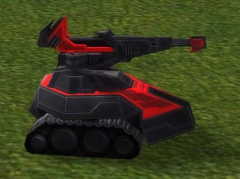 Кибран Cybran Т1 легкая мобильная артиллерия Medusa