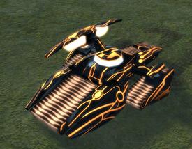T3 siege tenk