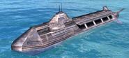 T4 expreimental aircraft carrier