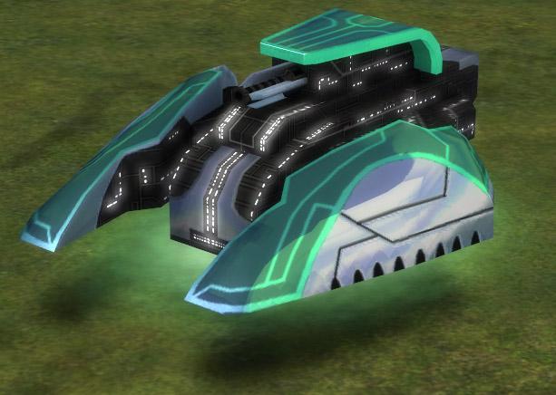 Эон Aeon Т1 легкий танк Aurora