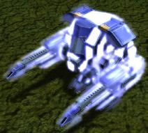 UEF Titan Personal Shield