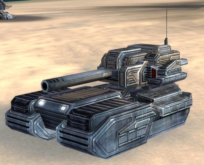 ОФЗ UEF T1  Средний танк MA12 Striker
