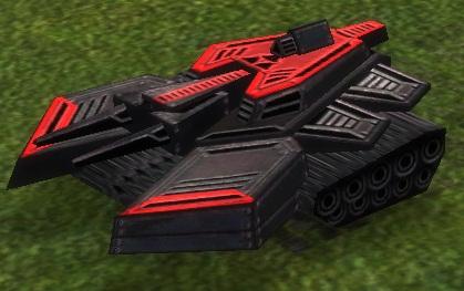 Кибран Cybran Т2 танк амфибия Wagner