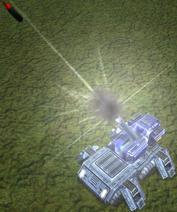 UEF Demolisher Firing