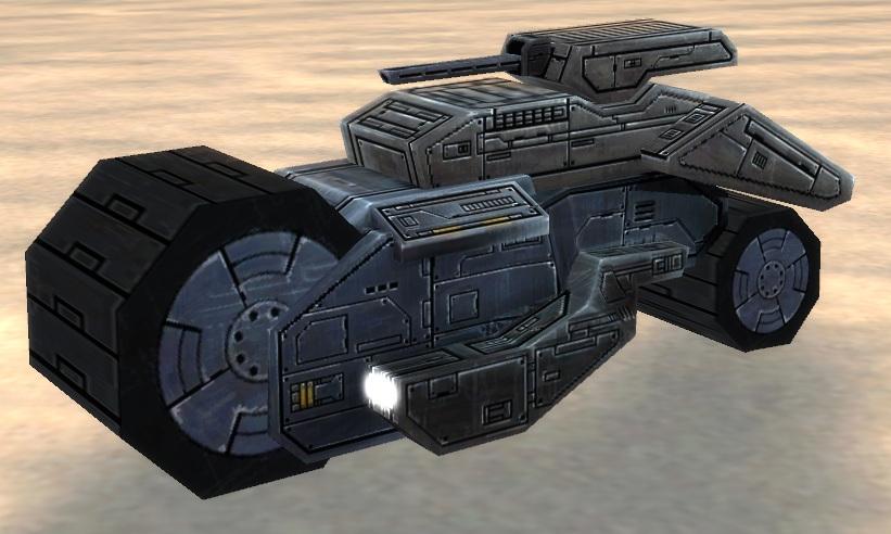 ОФЗ UEF T1 разведывательная машина Snoop