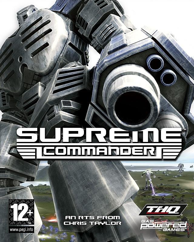 Pawafuru Engine Faction System: Supreme Commander Wiki