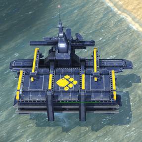UEF Naval Factory