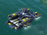 Mega Fortress Experimental Mobile Factory