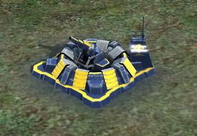 UEF Light Artillery Station