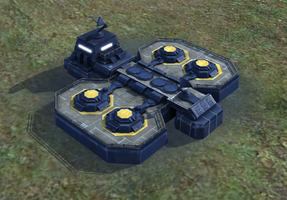 Tactical Nuclear Missile Launch Facility Supreme Commander 2 Wiki Fandom Powered By Wikia