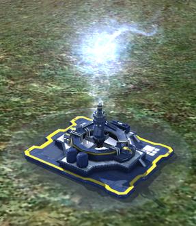 UEF Shield Generator