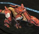 Cybranasaurus Rex Experimental Lizardbot