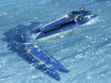 Atlantis II Experimental Aircraft Carrier
