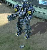 King Kriptor Experimental Assault Bot