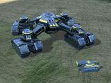 Fatboy II Experimental Assault Vehicle