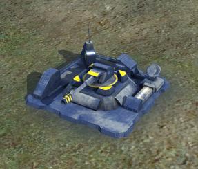 UEF Heavy Artillery Station