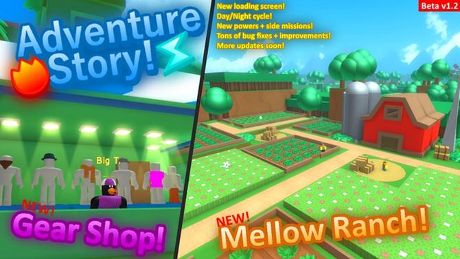 Adventure Story Wiki | FANDOM powered by Wikia