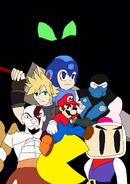 Mario vs. Japanese Box Art