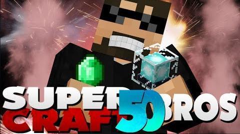 Minecraft SuperCraft Bros 50 - SSUNDEE