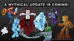 Mythical update