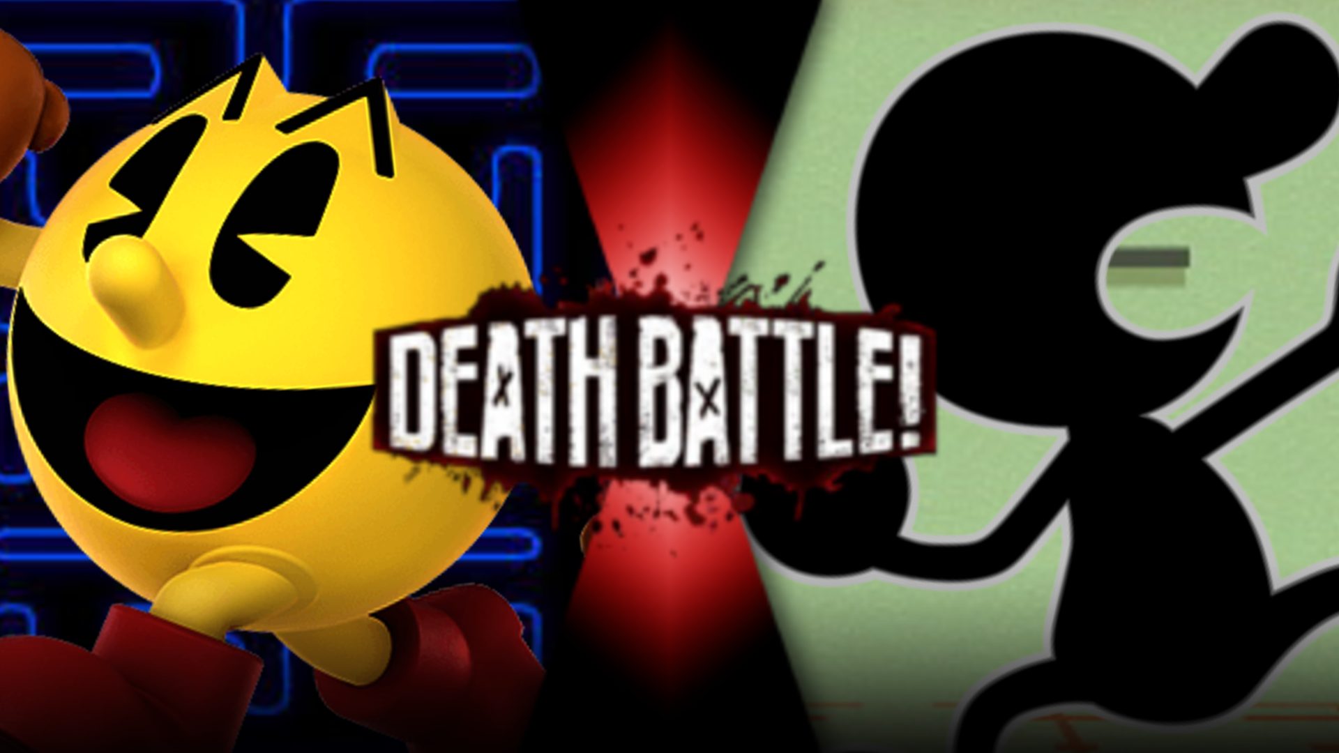 Pac Man Vs Mr Game Watch Super Death Battle Fanon Wikia Fandom