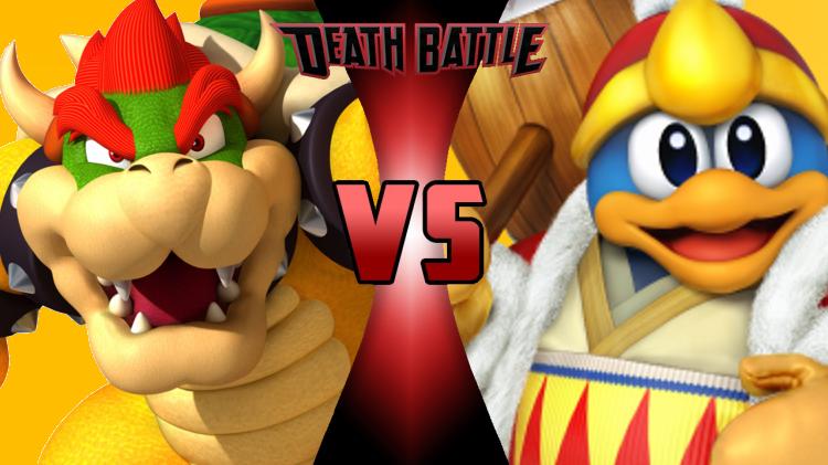 Bowser VS King Dedede   Super Death Battle Fanon Wikia   FANDOM