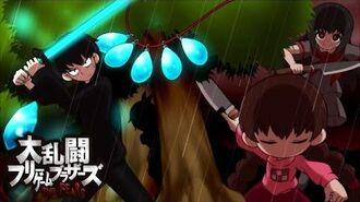 Super Smash Bros THE FEARS PV Suga vs Sayuri & Madotsuki