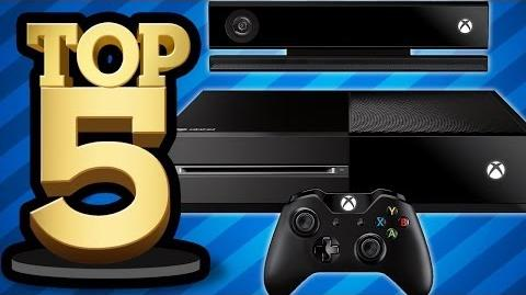 TOP 5 XBOX ONE FEATURES
