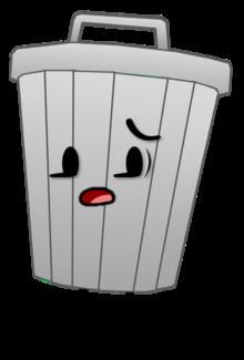 Noo Trash Can