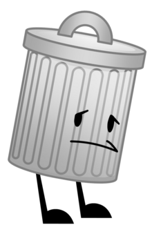 Reboot Trash Can Pose