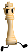 Chess Piece Full Body