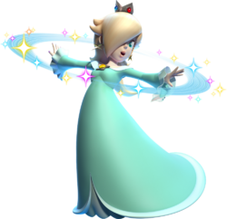Rosalina Artwork - Super Mario 3D World copy 2