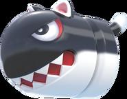 Cat Banzai Bill - Super Mario 3D World