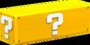 Long Question Block Artwork - Super Mario 3D World