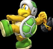 Hammer Bro-NSMBU