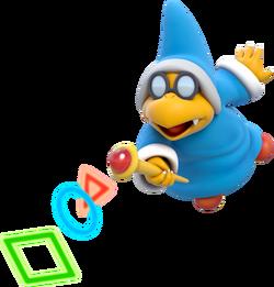 Magikoopa | Super Mario 3D World Wiki | FANDOM powered by Wikia