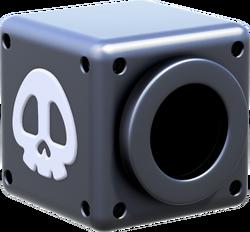 Cannon Box (alt) - Super Mario 3D World