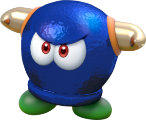 Bully Artwork - Super Mario 3D World