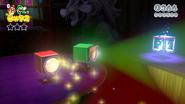 Light Box Screenshot - Super Mario 3D World