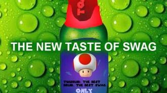 DRINK THE NEW TOADRINK ! ! !