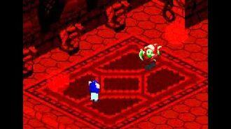 Shy Spooky 2nd battle