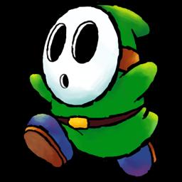 Shy BG Rangers | Super Mario 64 Bloopers Fanon Wiki | FANDOM