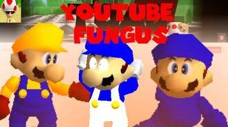 Super Mario 64 Bloopers- Youtube fungus