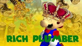 Super Mario 64 Bloopers- Rich Plumber