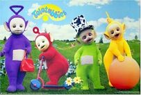 Planet of the Teletubbies