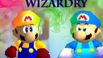 Super Mario 64 Bloopers- Wizardry