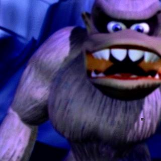 Ice Kong.