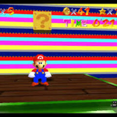 Mario in <a href=