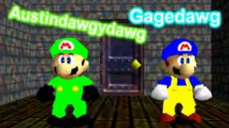 AustinDawgyDawg and GageDawg
