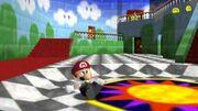 Super Mario 64 Bloopers- Starman3 VS SuperEmiga
